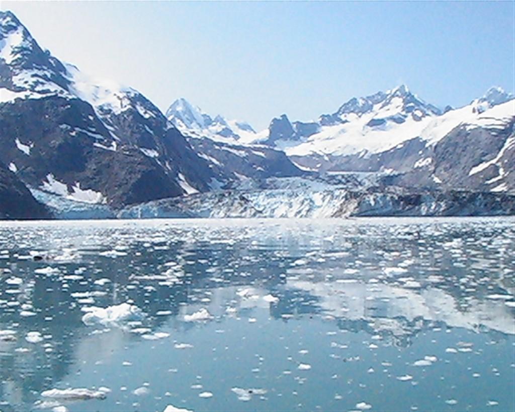 Glacier Bay National Park - The perfect fishing spot in Alaska