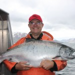 Kodak Alaska King Salmon - A King Catch!