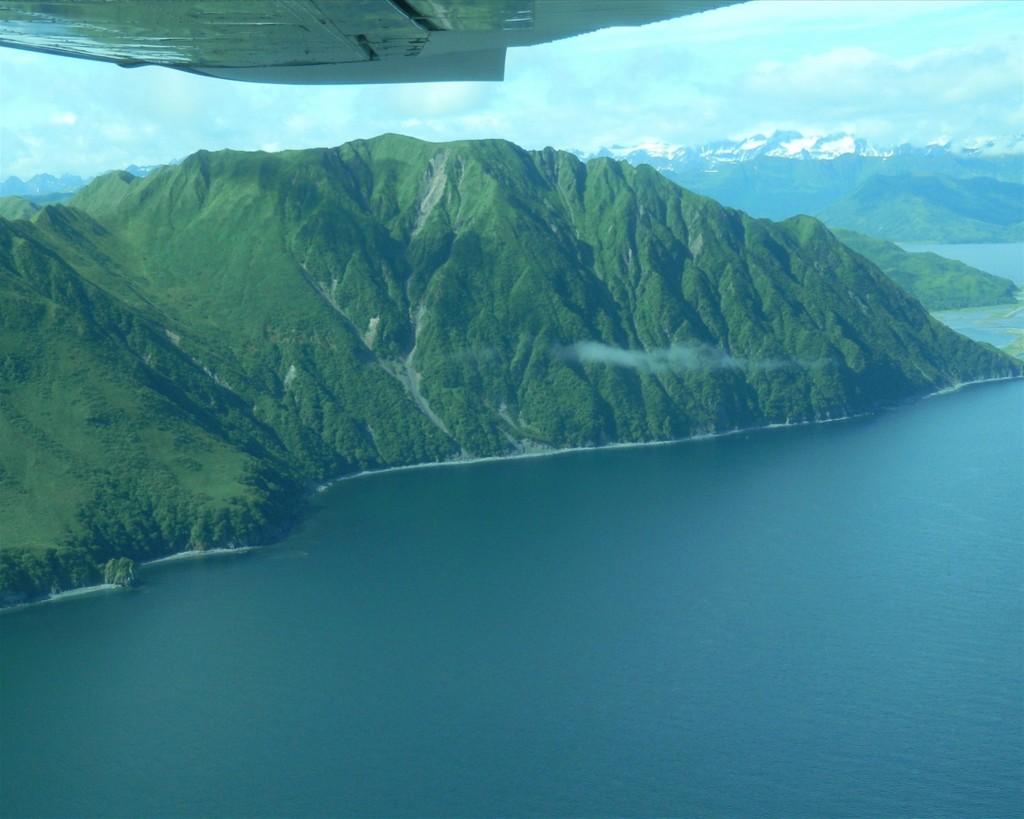Find the perfect fishing spot at Kodiak Island Alaska