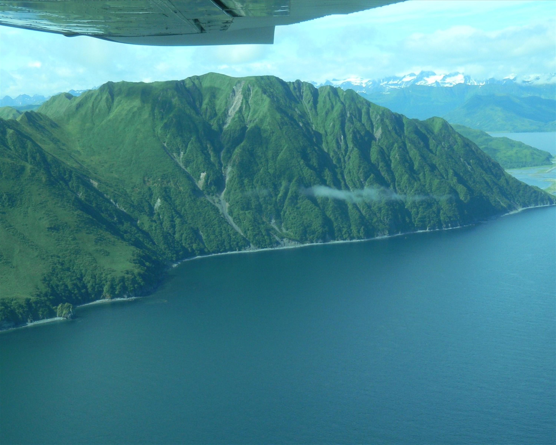 Kodiak island alaska fishing for Alaska luxury fishing lodges