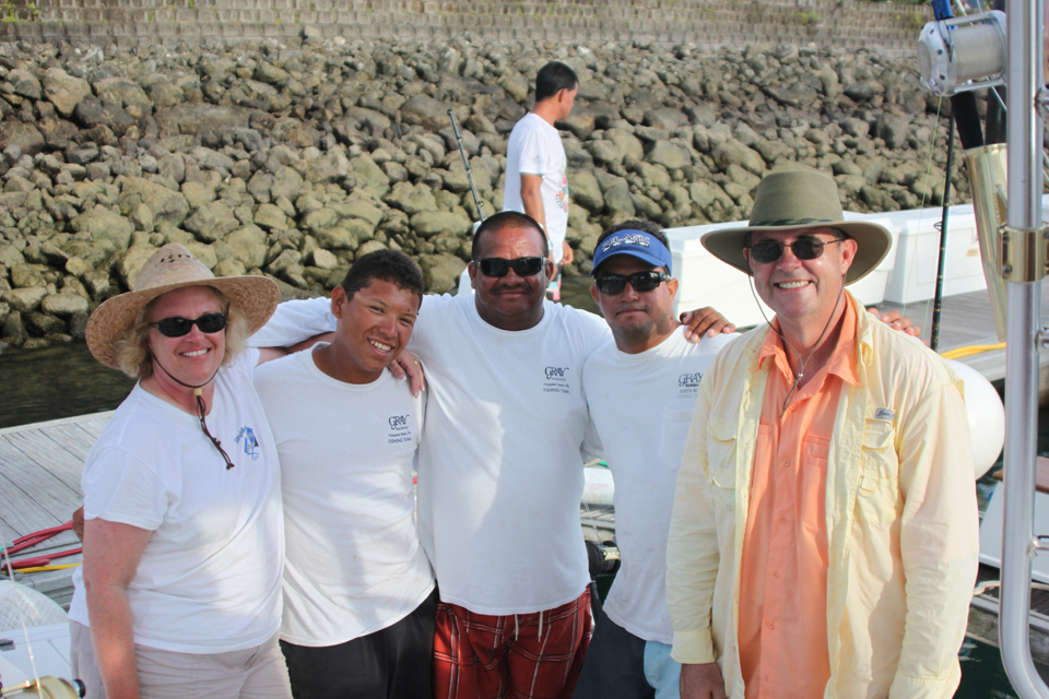Best fishing vacations all inclusive or a la carte for All inclusive fishing vacations usa