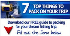Subscription picture to opt in for packing guide of Luxurious Fishing Vacations