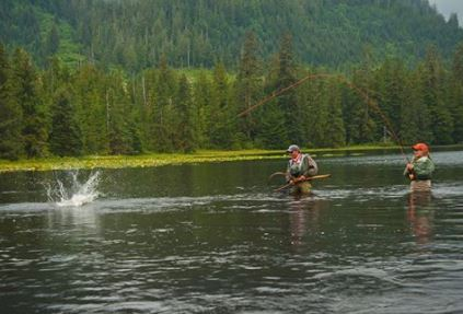 Alaska-fishing-report-august-2016 -Flyfish
