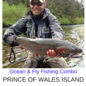 Luxury fishing vacations packages for Alaska fishing vacation packages