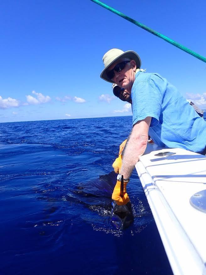 Crocodile Bay Trip Sailfish Man