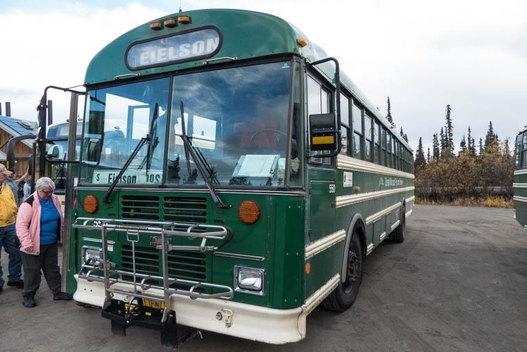 Denali National Park Bus