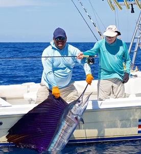 Costa Rica Fishing Season Sailfish